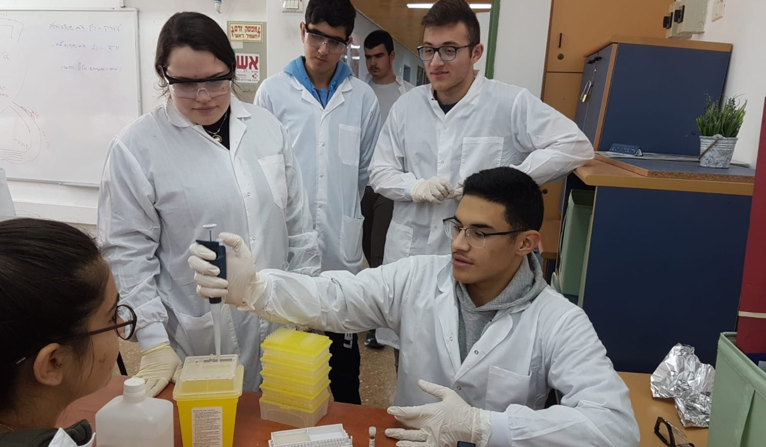 ביולוגיה מולקולרית